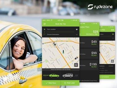 Ride Hailing similar Uber