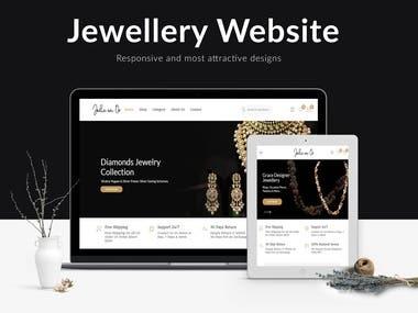 WordPress Website Project
