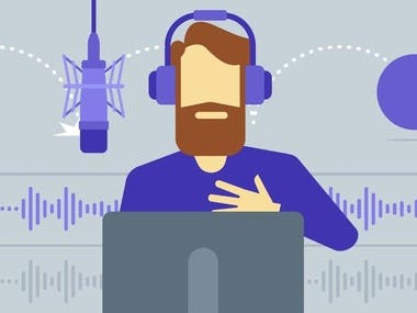 Voice Over, Podcast, Audio & Music Productions