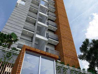 Grand Azalia, Residential Project