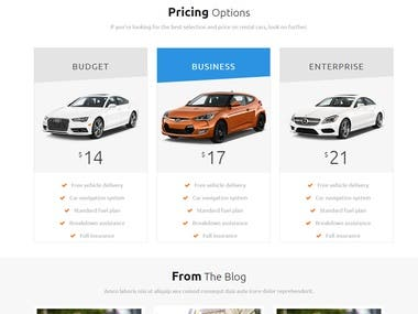 Car Hire – Search, Compare & Save