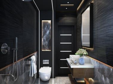 Black WC
