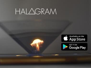 Hologram Converter