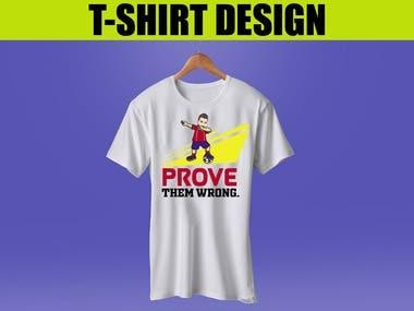 Tshirt Desings