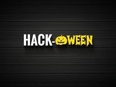 Hack-oween Logo
