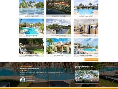 Vacation Rentals Platform