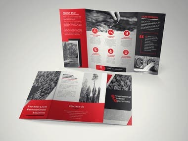 GATE FOLD BROCHURE: A UNIQUE WAY TO PRESENT YOUR INFORMATION