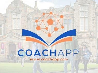 Coach App Logo Design