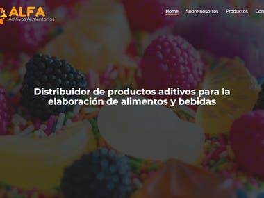 ALFA Aditivos Alimentarios