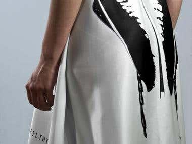 Goliathus Regius Dress