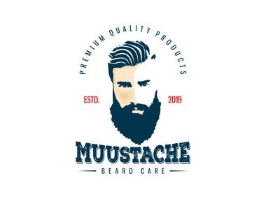 Beard Care Company Logo