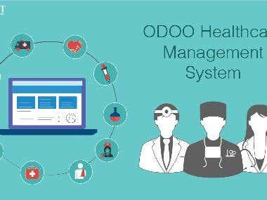 Built ODOO hospital management for Fertyplace ERP