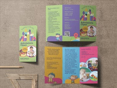 Flyer Designing