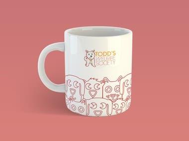 Mug Designing