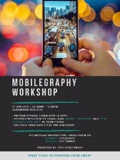 MOBILEGRAPHY TRAINING