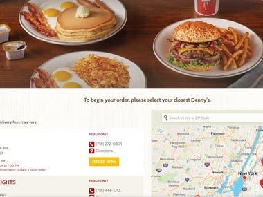 Online Food Order System(Angular5/Laravel/MySQL)