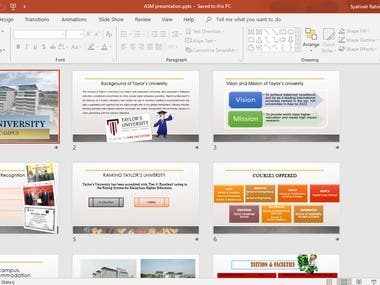 Powerpoint Graphic