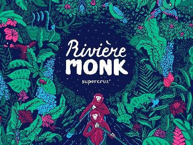 Rivière Monk - Supercruz'