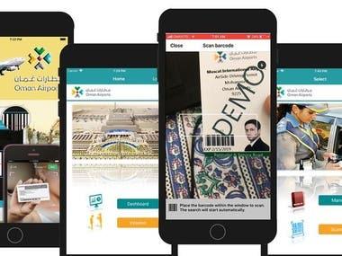 Oman Airside App(iOS)