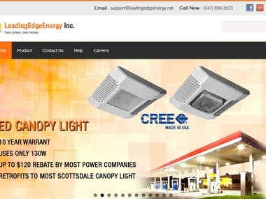 LeadingEdgeEnergy Inc