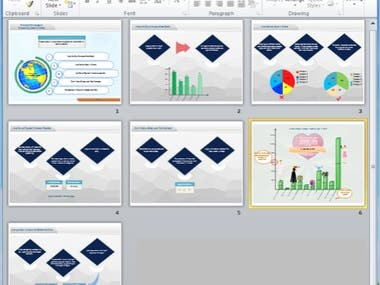 Convert Data from Excel to PowerPoint