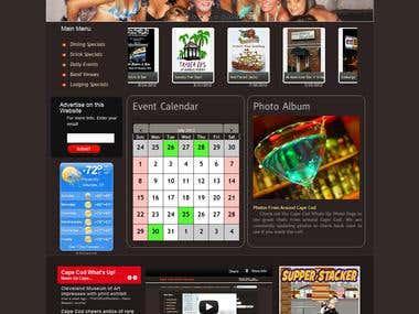 Cape Cod Website