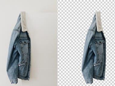 Product Editing/Retouching