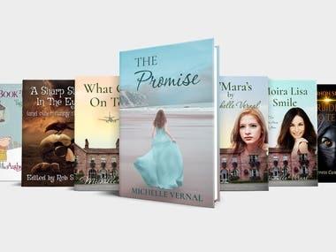 Book Cover & Ebook Cover Design
