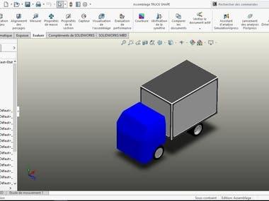 Truck shape