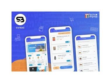 Swibag - Grocery E-Commerce Shop