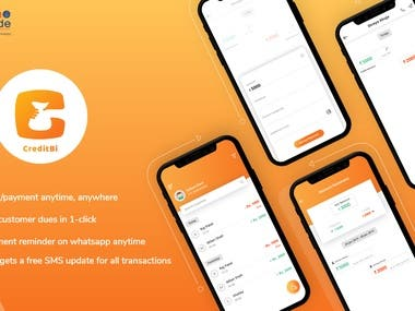 CreditBi - An Accounting App
