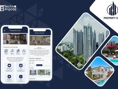 Property Icon - Buy Sell & Rent Property