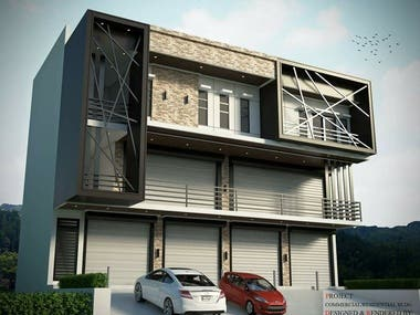 Exterior Architectural Projects