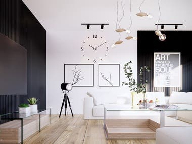 Interior Architectural Projects