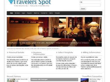 Travelers Spot
