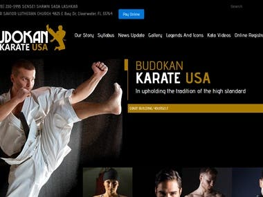 Budokan Karate USA