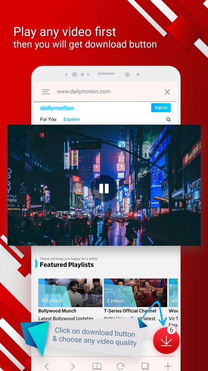 Video Downloader - A Free Video Downloader Tool | Freelancer