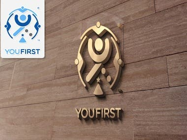 Logo You First