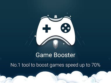 Game Booster - Speed up your games