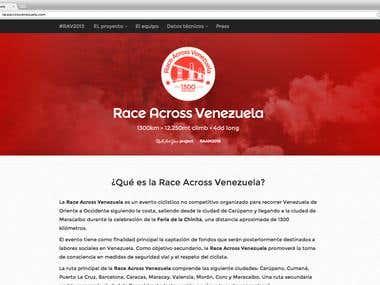 Race Across Venezuela