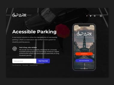 C-Park :: Winner Google Hackathon