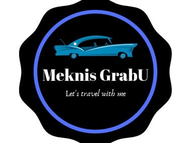 Logo design for Meknis GrabU