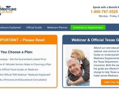 Texas Medicare Explained