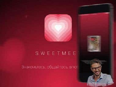 SweetMeet - Free Dating App