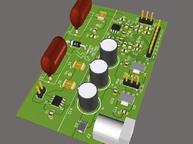 PCB Designer and Schematic Engineer (High Voltage)