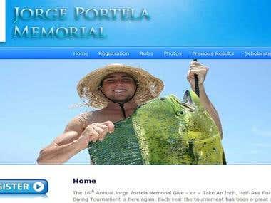 Jorge Portela Memorial