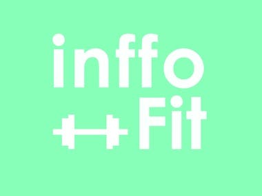 InffoFit Instagram Posts and Logo