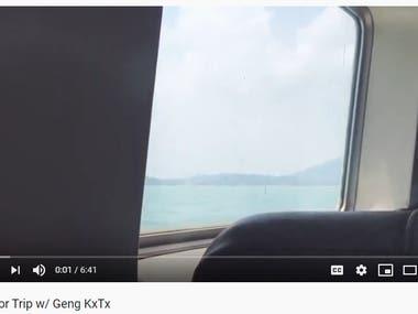 Vlog to Pangkor Island