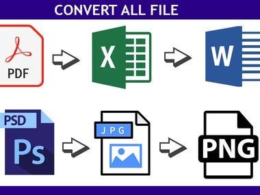 Convert All File