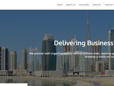 Build a website - www.mapper-ts.com
